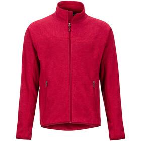 Marmot Pisgah Bluza Mężczyźni, czerwony